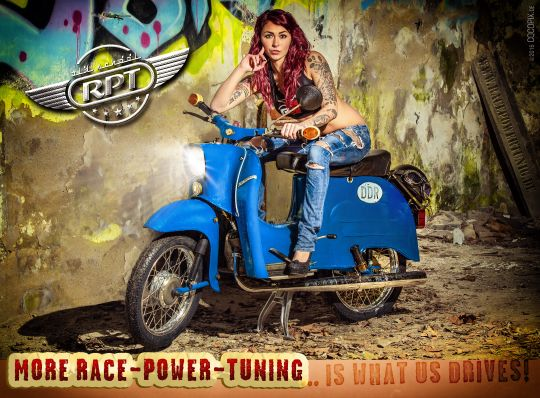 Neues Titelbild Race-Power-Tuning 2016 - Retro